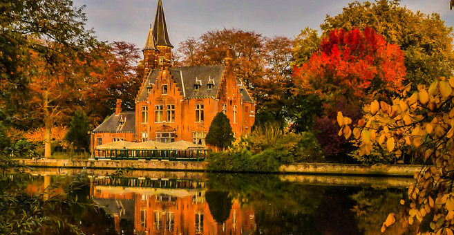 Bruges - Minnewater