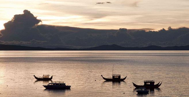 Isla Campanario - אגם טיטיקקה