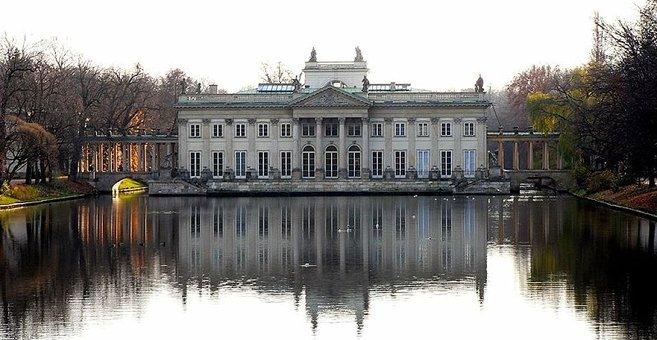 Warsaw - Łazienki Palace