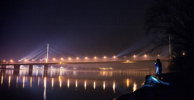 Novi Sad - Liberty Bridge, Novi Sad