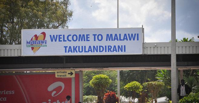 Lilongwe - Lilongwe International Airport