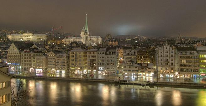 Zurich - Lindenhof