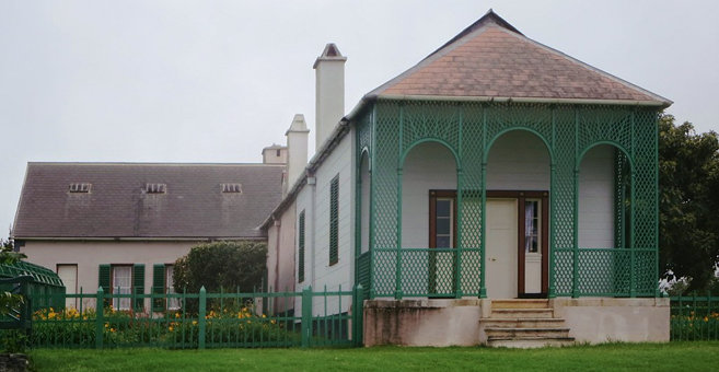 Longwood - Longwood House
