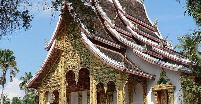 Luang Prabang - Λουάνγκ Πραμπάνγκ