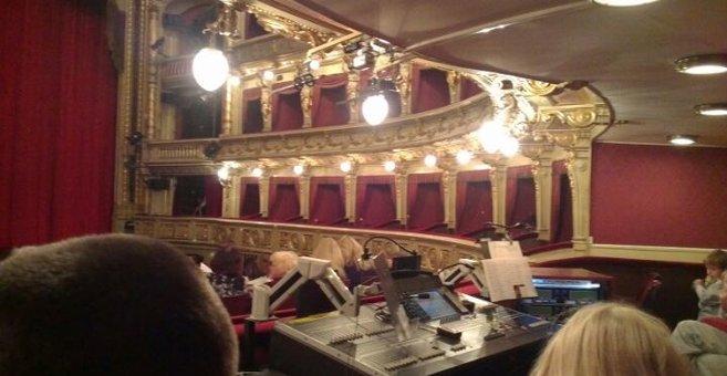 Brno - Mahen Theatre