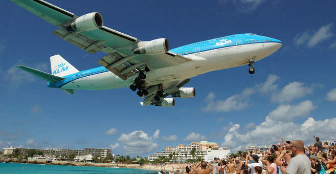 Cupe Coy - Maho Beach
