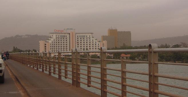 Badalabougou - Martyrs Bridge (Bamako)