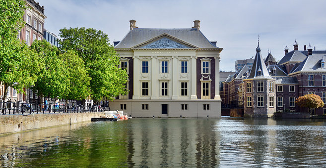 The Hague - Mauritshuis