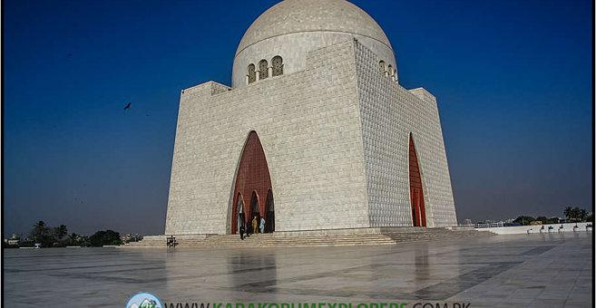 Karaĉio - Mazar-e-Quaid