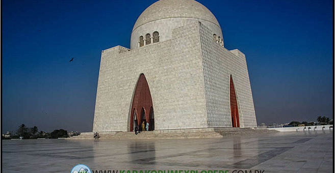 Karâchi - Mazar-e-Quaid