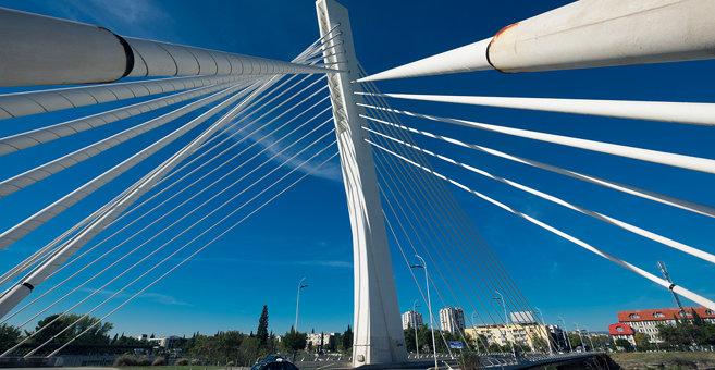 Podgorica - Millennium Bridge (Podgorica)