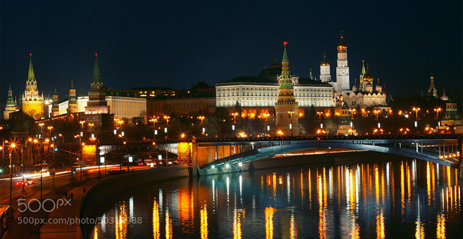 Moscow - Moscow Kremlin