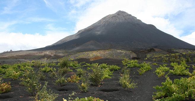 Relva - Fogo vulkaan