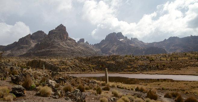 Kamweti - Mount Kenya nasjonalpark