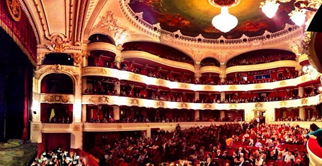 Chile - Municipal Theater of Santiago