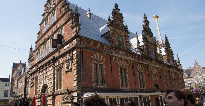 Haarlem - Museum De Hallen, Haarlem