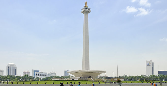 Džakarta - National Monument (Indonesia)