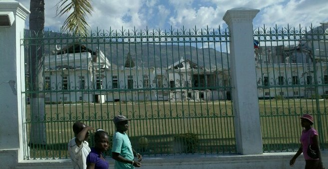 Port-au-Prince - National Palace (Haiti)