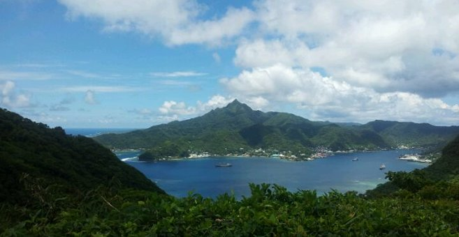 समोआ - National Park of American Samoa