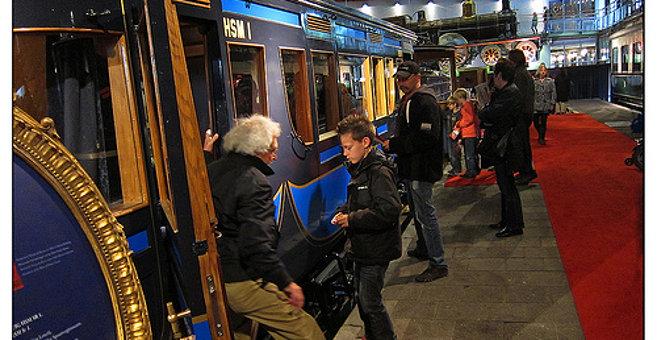 Utrecht - Nederlands Spoorwegmuseum