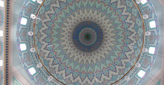 Asztana - Nur-Astana Mosque