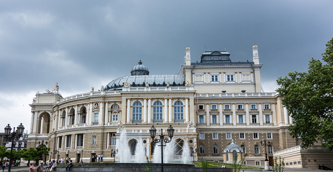 Odesa - Odessa Opera and Ballet Theater