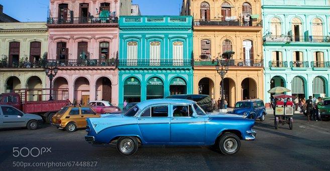 Kuba - Stara Havana