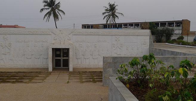 Accra - Osu Castle