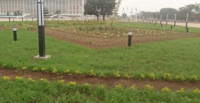 Kinshasa - Palais du Peuple (Kinshasa)