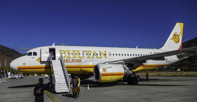 Paro - Aeropuerto Internacional de Paro