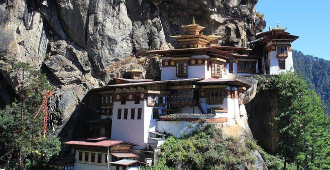 Drugyel Dzong - Mosteiro de Takshang