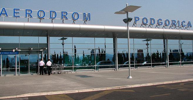 Podgorica - Podgorica Airport
