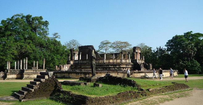 Polonnaruwa - Cidade Antiga de Polonnaruva