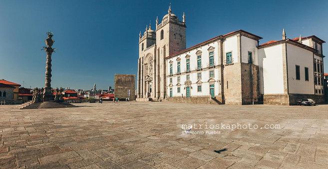 Porto - Kathedrale von Porto