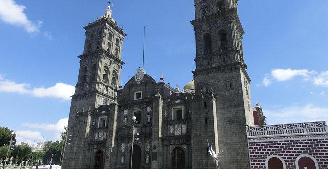 Puebla de Zaragoza - Puebla Cathedral