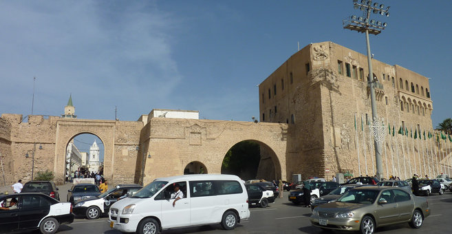 Tripoli - Red Castle Museum