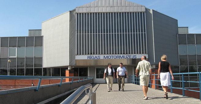 Riga - Rigaer Motormuseum