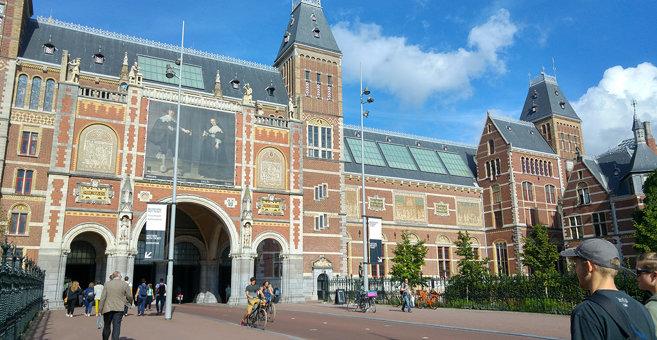 Amsterdam - رائیکس میوزیم ایمسٹرڈیم