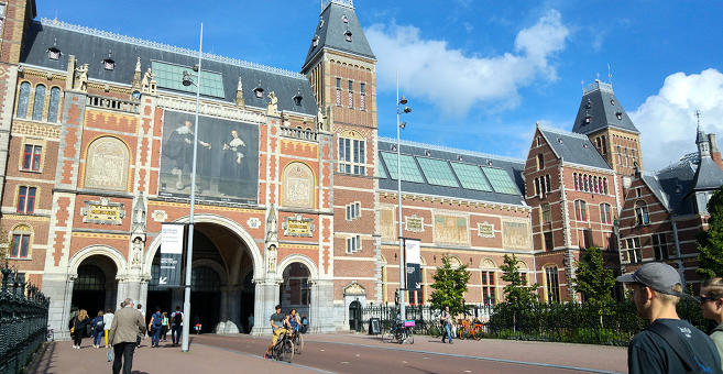 Amsterdam - Rijksmuseum Amsterdam