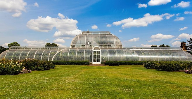 United Kingdom - Royal Botanic Gardens, Kew