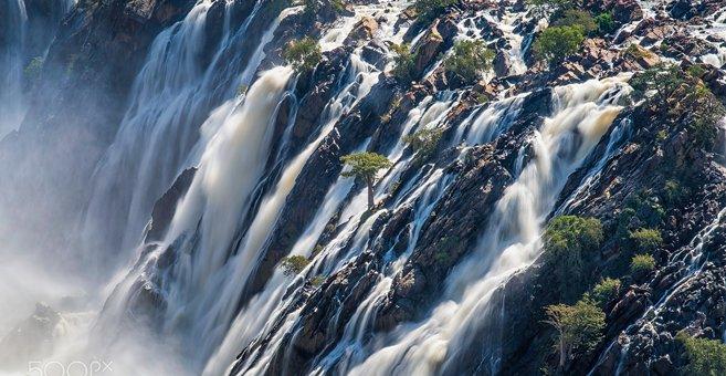 Ruacaná - Ruacana Falls