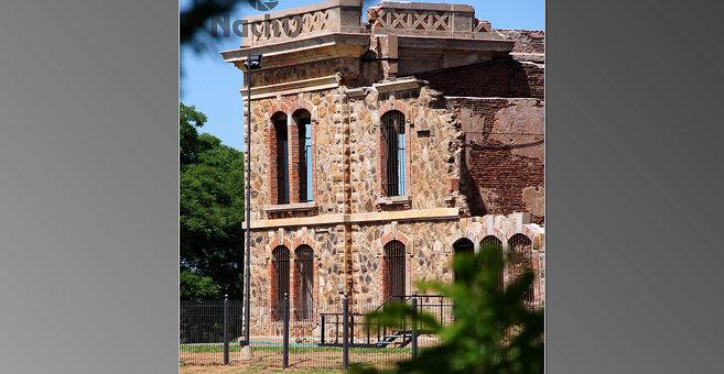 Arenitas Blancas - Ruinas del Castillo San Carlos