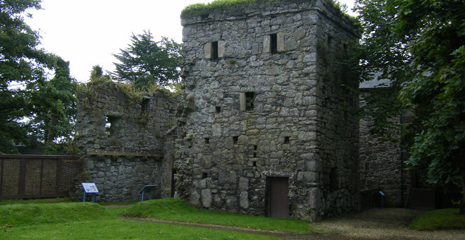 Ballasalla - Rushen Abbey
