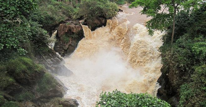 Rususu - Rusumo Falls