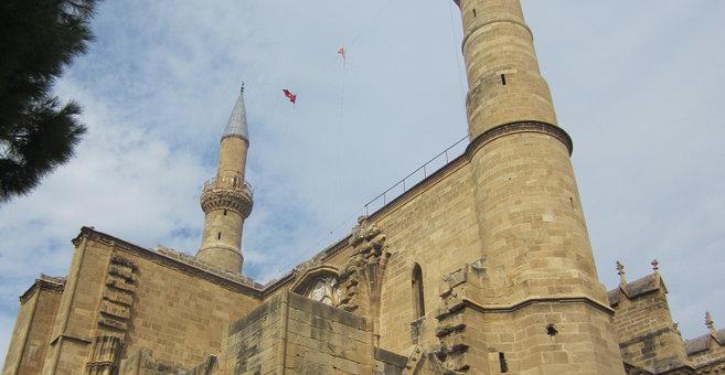 Nicosia - Masjid Selimiye (Nicosia)