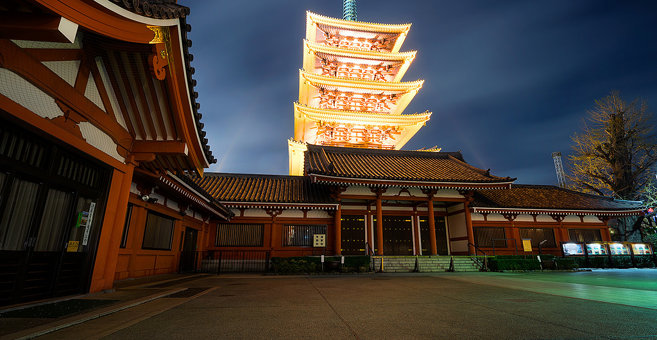 Tokyo - Sensō-ji