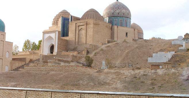 Самарканд - Shah-i-Zinda
