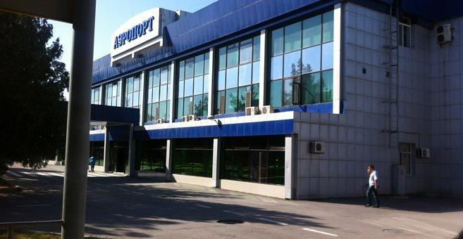 Shymkent - Shymkent International Airport
