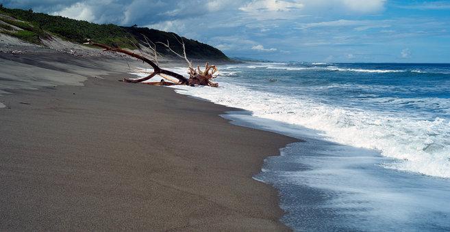 Fiji - Sigatoka Sand Dunes