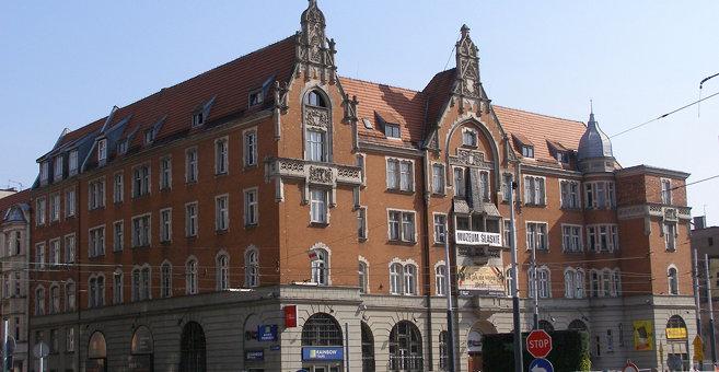 Katowice - Silesian Museum